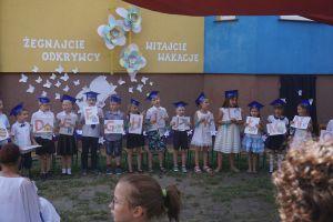 Uroczystość Zakończenia Roku Przedszkolnego.